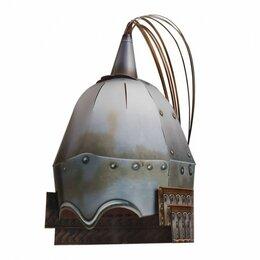 Сборные модели - Шлем ордынский (Карнавальный головной убор для сборки из картона), 0