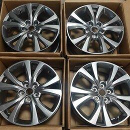 Шины, диски и комплектующие - Оригинальные диски Mazda CX-30 R18, 0