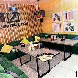 Сфера услуг - Караоке-кинотеатр с баром в Торговом Центре, 0