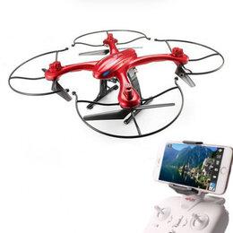 Квадрокоптеры - Радиоуправляемый квадрокоптер MJX X102H HD FPV, 0