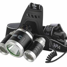 Фонари - Фонарь ЭРА GA-809 налобный 5W LED(CREE), 0