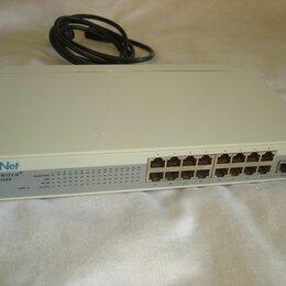 Проводные роутеры и коммутаторы - Коммутатор cnsh-1600. 16 портов, 0