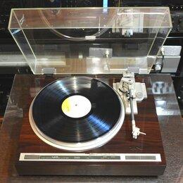 Проигрыватели виниловых дисков - Проигрыватель винила Lo-D HT-500. Обслужен, 0