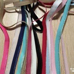 Рукоделие, поделки и сопутствующие товары - Резинка бельевая, отделочная с фестоном 1 см., 0