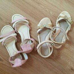 Босоножки, сандалии - Босоножки для девочки, 0
