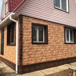 Фасадные панели - Фасадные панели под камень Альта-Профиль  Коллекция Туф, 0