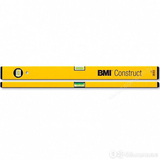 Уровень строительный BMI CONSTRUCT 200cm по цене 2590₽ - Измерительные инструменты и приборы, фото 0