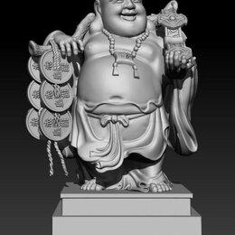 Интерьер - Скульптура Будда Хотэй, 0
