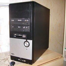 Настольные компьютеры - Системный блок АМД 4ядра+4gb, 0