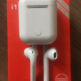 Наушники и Bluetooth-гарнитуры - Беспроводные наушники i15 , 0