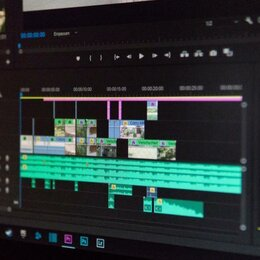 Фото и видеоуслуги - Видеомонтаж.Видеомонтажёр., 0