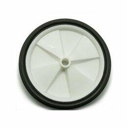 Аксессуары и комплектующие - Колеса запасные, балансирные, (пара, без крепежа), пластиковые 107мм,  белые, , 0
