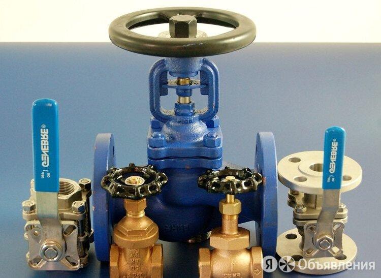 Клапан Ду 50 мм 19ЛС54НЖ по цене 103123₽ - Металлопрокат, фото 0