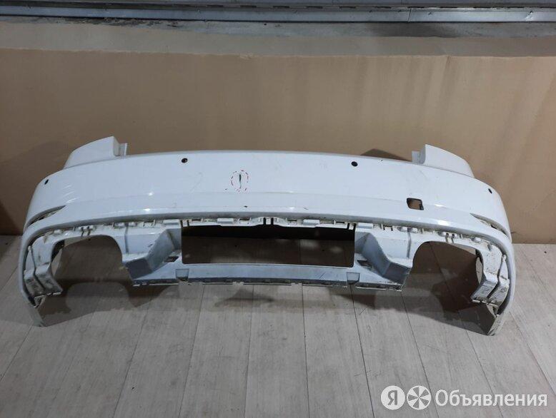 Бампер задний Audi A3 8V 2012-2020 по цене 4200₽ - Кузовные запчасти, фото 0