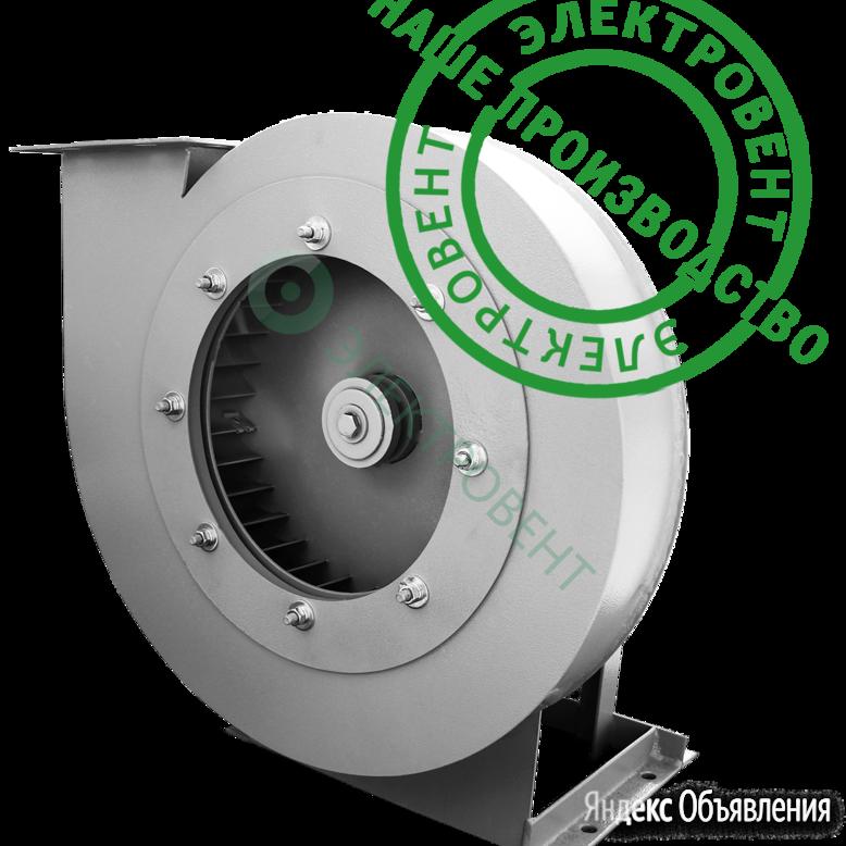 Радиальный вентилятор ВР 12-26-4 1 15 кВт 3000 об/мин по цене 74609₽ - Вентиляция, фото 0