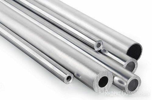 Труба Алюминиевая 43х18,0 АВТ, АВТ1, АД1, АД1м, Ак4-1Т1 ГОСТ 21488-97 по цене 155₽ - Металлопрокат, фото 0