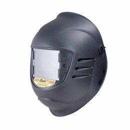 Средства индивидуальной защиты - Маска сварщика НН-10 110х90 черная Премьер, 0