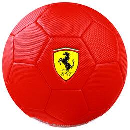 Мячи - Мяч футбольный FERRARI, размер 5, PVC, цвет красный, 0