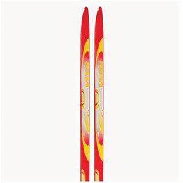Беговые лыжи - Лыжи детские VISU 120см. step, 0