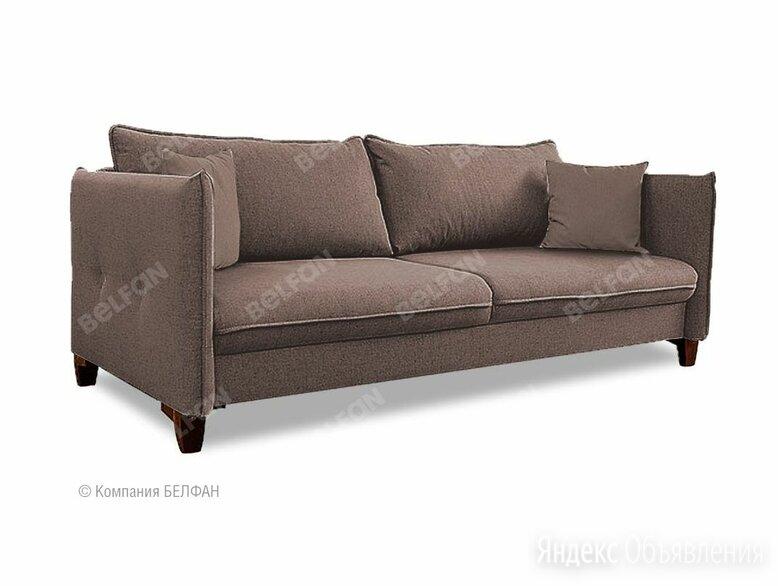"""""""Морган"""" диван 3-х местный; раскл.; 3М; """"Тик-так"""" (1450х2000); венге; Softnes... по цене 69768₽ - Мебель для кухни, фото 0"""