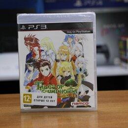 Игры для приставок и ПК - Tales of Symphonia Chronicles - PS3 Новый диск, 0