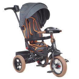 Трехколесные велосипеды - Велосипед MARS MINI TRIKE T-400 JEANS, 0
