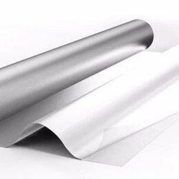 Изоляционные материалы - Фольга 300мм*100м 9мкм, 0