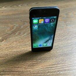 Мобильные телефоны - iPhone 5 16gb Space Gray с новой батарейкой, 0