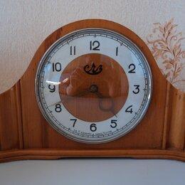 Часы настольные и каминные - Настольные часы сердобского часового завода, 0