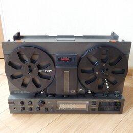 Музыкальные центры,  магнитофоны, магнитолы - Катушечный магнитофон AKAI GX-77 Black, 0