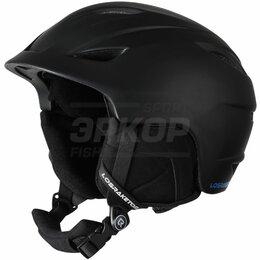 Спортивная защита - Шлем горнолыжный Los Raketos Fantome Hexachrome Black (x3), 0