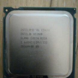 Процессоры (CPU) - Процессор Intel® Xeon® E5430 Socet 771, 0