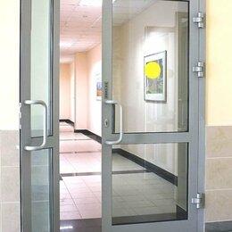 Входные двери - Двери алюминиевые, 0