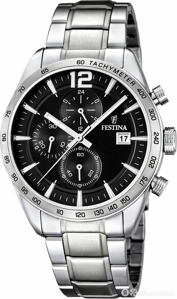Наручные часы Festina F16759/4 по цене 18100₽ - Наручные часы, фото 0