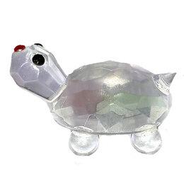 Статуэтки и фигурки - Сувенир стеклянная Черепаха 2721, 0