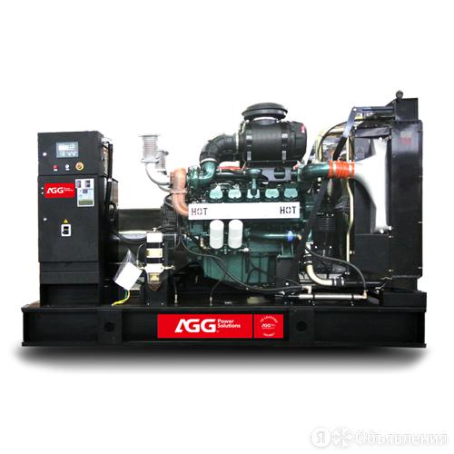 Дизельный генератор AGG D313D5 по цене 2340794₽ - Электрогенераторы и станции, фото 0