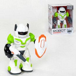 Роботы-пылесосы - Робот DOMINATOR движ/свет/звук 605-1???, 0