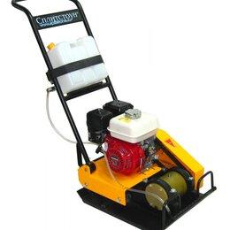 Вибротрамбовочное оборудование - Виброплита Сплитстоун VS-246 E12, 0