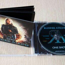 Музыкальные CD и аудиокассеты - Ronnie Atkins (Pretty Maids) - One Shot (CD, 2021 New Album) NEW - Компакт Диск, 0