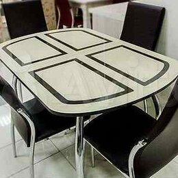 Столы и столики - Стол Вегас 1,5 ( ваниль+ венге), 0