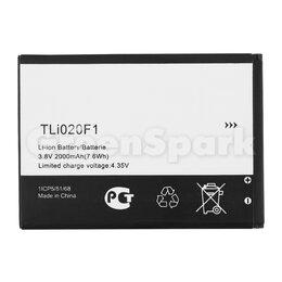 Аккумуляторы - Аккумулятор для Alcatel OT5045D/OT5010D/OT5042D/OT5042X/OT6036Y/OT7041D (TLi0..., 0