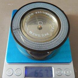 Проигрыватели виниловых дисков - Клэмп Nagaoka Jewel Tone Crystal Stabilizer GL601J 700g, 0
