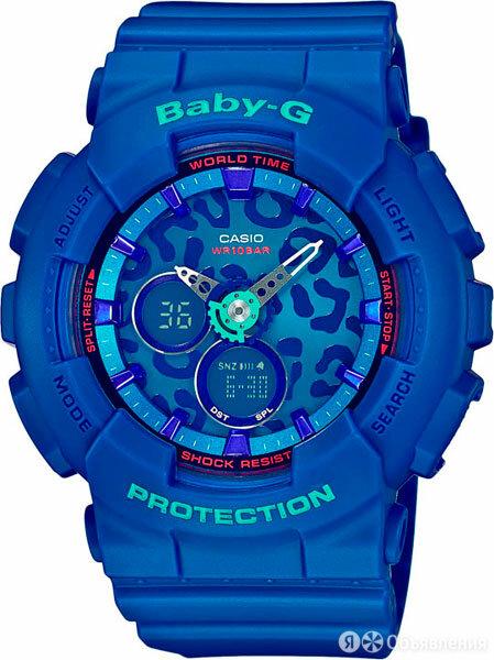 Наручные часы Casio BA-120LP-2A по цене 10190₽ - Наручные часы, фото 0