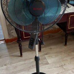 Вентиляторы - Напольный вентилятор Тефаль, 0