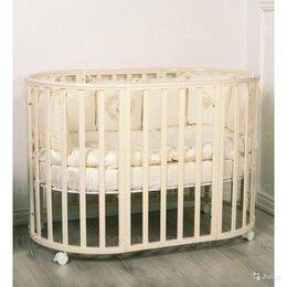 Кроватки - Кроватка - трансформер, 0