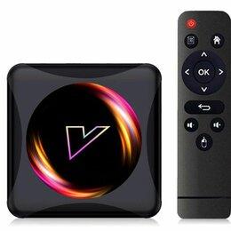 ТВ-приставки и медиаплееры - Тв приставка Vontar Z5 Андроид 10, 0
