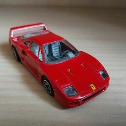 Модели - Ferrari f40 bburago 1 43, 0