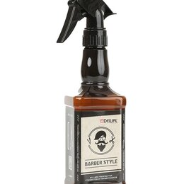 """Принадлежности для салонов красоты - Jc161 распылитель dewal """"barber style"""", пластиковый, коричневый, 450 мл, 0"""