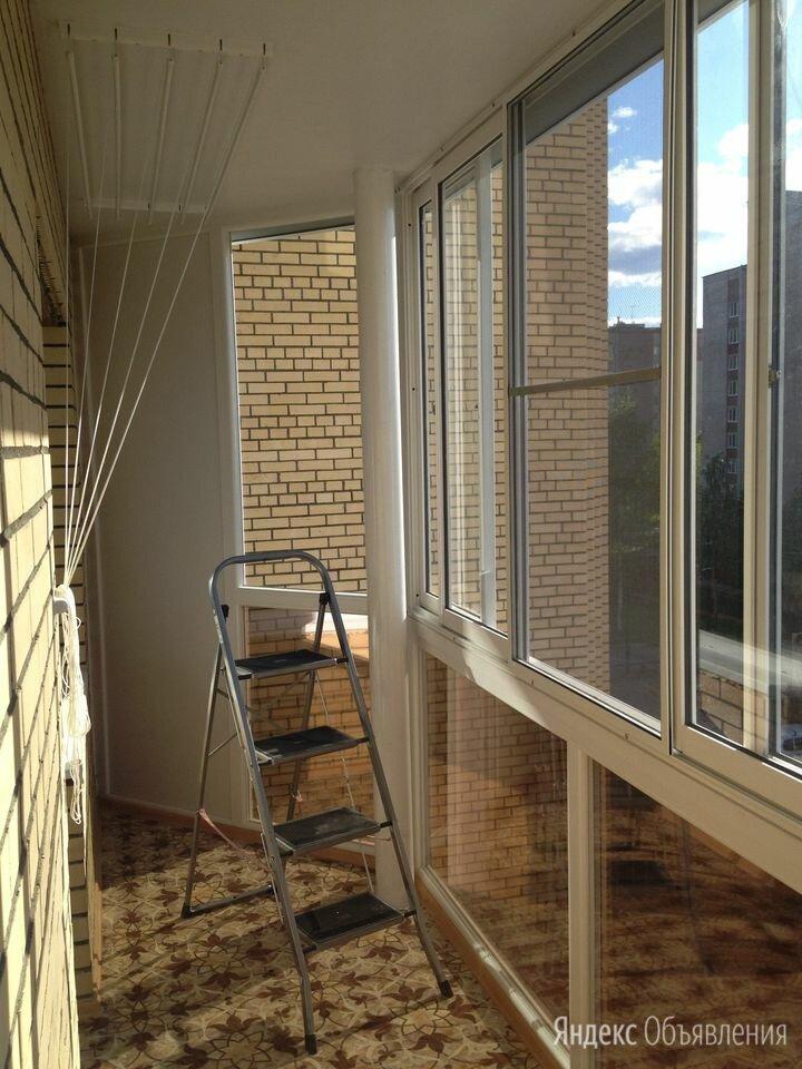 Остекление балконов/Окна/Балконные двери по цене 48000₽ - Окна, фото 0