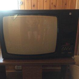 Телевизоры - Цветной телевизор рубин , 0